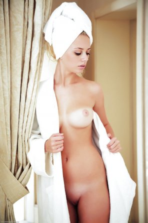 amateur photo Towelhead