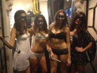 amateur photo Dress up party