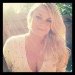 amateur photo Cute busty blonde