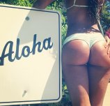 amateur photo Aloha