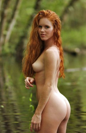 amateur photo Hot redhead freckles nude