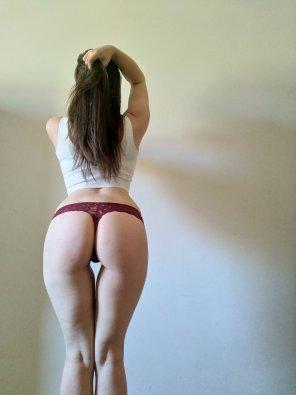 amateur photo My butt [f]!