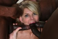 Cougar enjoying BBC