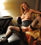 amateur photo Milf in stockings