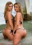 amateur photo Twin Sisters