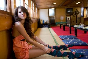 amateur photo Ayumi Uehara