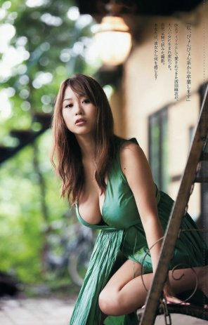amateur photo Mai Nishida