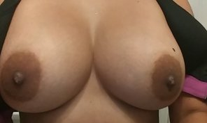 amateur photo Titties for your thoughts.