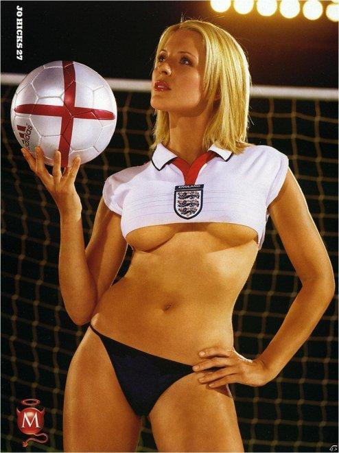 Jo Hicks for England Porn Photo