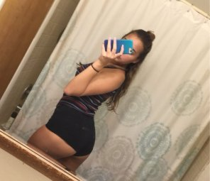 amateur photo curvy latina with perfect ass