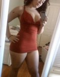 amateur photo Dress selfie