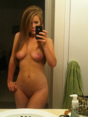 amateur photo College girl
