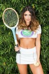 amateur photo India Reynolds is Wimbledon ready for Page 3