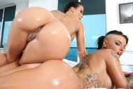 (Rachel Starr and Christy Mack Nude)