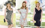 3 dresses, one Beth