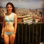 amateur photo Perfect body in a bikini