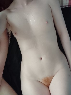 amateur photo Met a [f]ellow Redditor and got in a bit of a mess... 💕