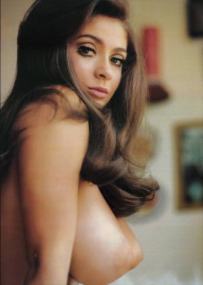 amateur photo The glorious Cynthia Myers
