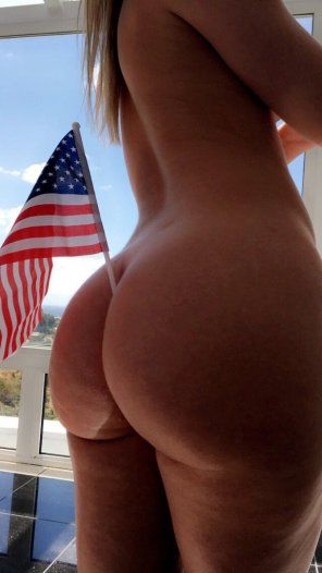 amateur photo PictureI love America