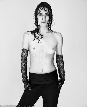 amateur photo Keira Knightley