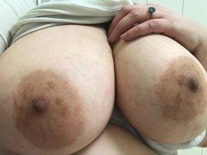 amateur photo My nips