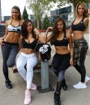 amateur photo Ana Cheri and friends