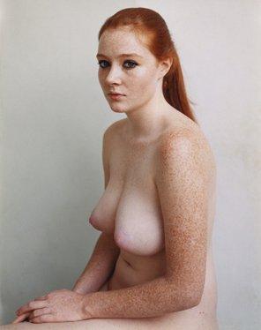 amateur photo Cute redhead
