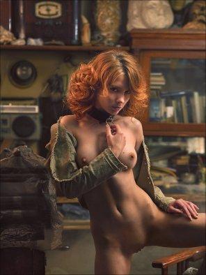amateur photo Marta Gromova in the Alchemist's Workshop by Pavel Kiselev