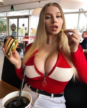 amateur photo Fast Food