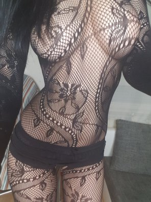 amateur photo Black Lace