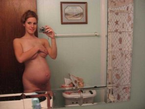amateur photo impregnated