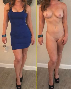 amateur photo Without the dress