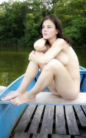 amateur photo Monika C At The Lake