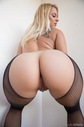 amateur photo Blondie