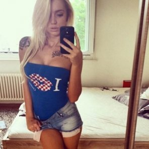 amateur photo hot selfie