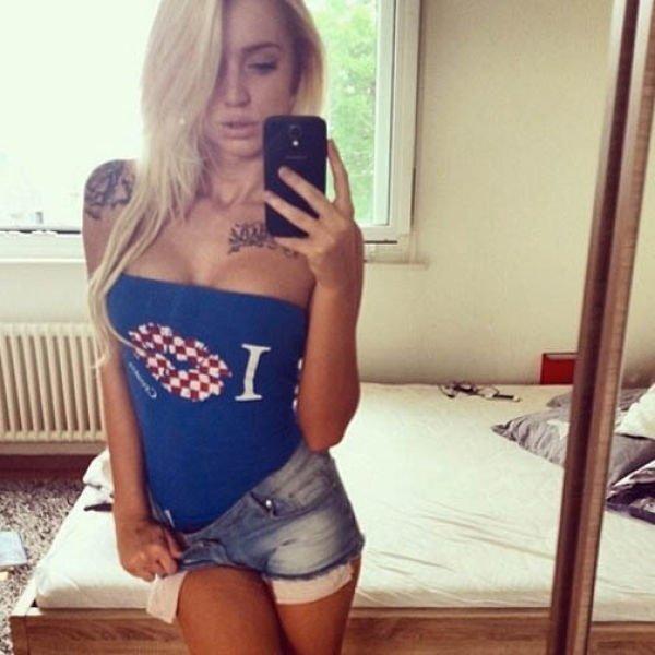 hot selfie Porn Photo