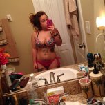 amateur photo Tatted up, real thick