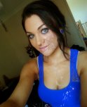amateur photo College beauty facial