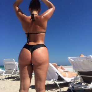 amateur photo PictureBlack Bottoms