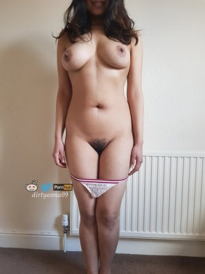 amateur photo Any love for hairy pussy?