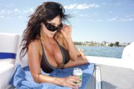 amateur photo Relaxing on a boat