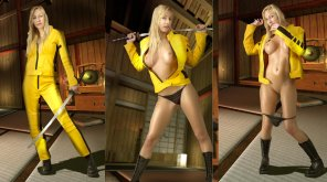 amateur photo Kill Bill