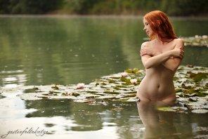 amateur photo Stunning fucking redhead