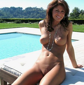 amateur photo Long Necklace