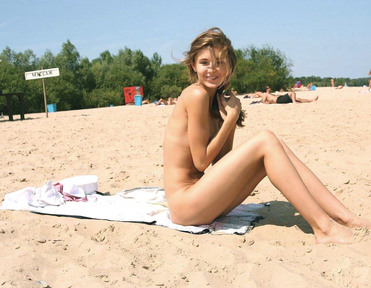 little nudists