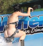 amateur photo Katy Perry loses her bikini bottom