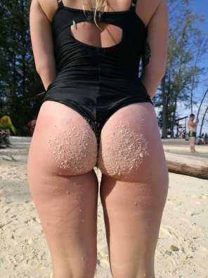 amateur photo Sandy booty