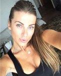 amateur photo Wonderful girl's cleavage