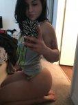 amateur photo Mirror selfie 3