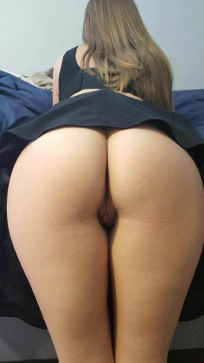 amateur photo Ass lines